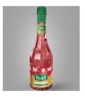 شربت گلاب وسیع 1لیتری